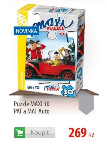 Puzzle MAXI Pat a Mat