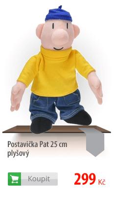 Plyšová postavička Pat
