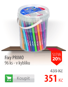 Fixy Primo kyblík