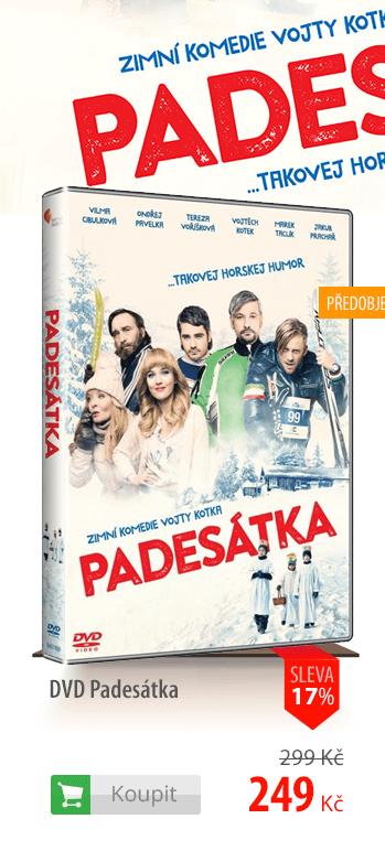 Padesátka DVD