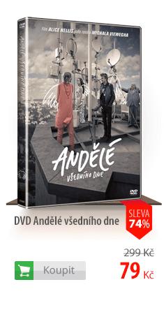 Andělé všedního dne DVD
