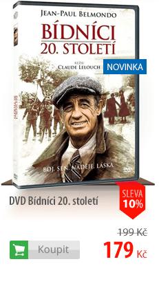 Bídníci 20. století DVD