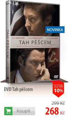 Tah pěšcem DVD