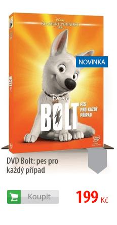 Bolt Pes pro každý případ DVD