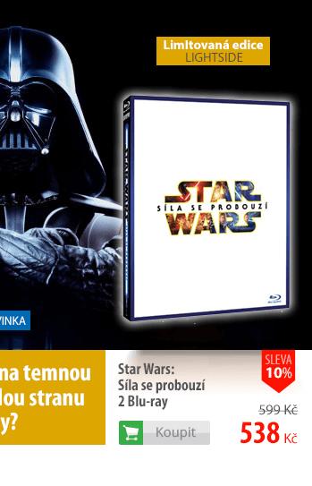 Star Wars Síla se probouzí Blu-ray