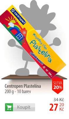 Centropen Plastelína