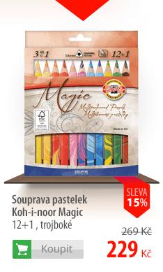 Pastelky Koh-i-nor Magic