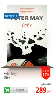Peter May Útěk kniha
