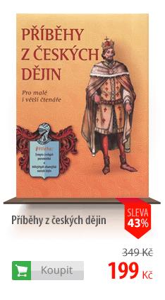 Příběhy z českých dějin kniha