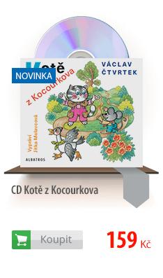 Kotě z Kocourkova CD