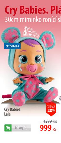 Cry Babies Lala panenka