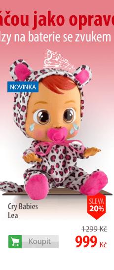 Cry Babies Lea panenka