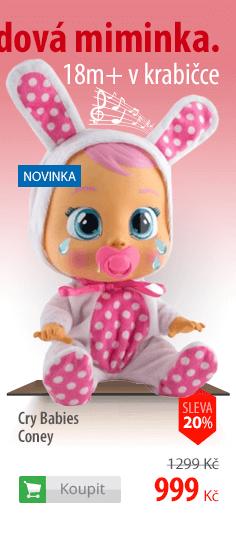 Cry Babies Coney panenka