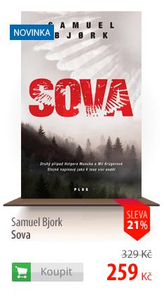 Samuel Bjork Sova kniha