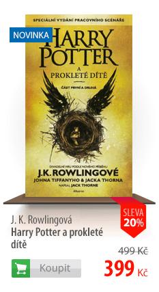 Harry Potter a prokleté dítě kniha