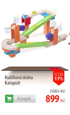 Kuličková dráha Katapult