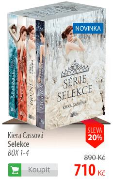 Kiera Cassová Selekce