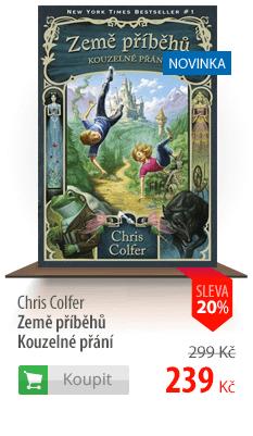 Chris Colfer Země příběhů Kouzelné přání