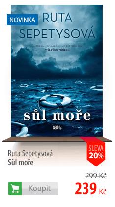 Ruta Sepetysová Sůl moře
