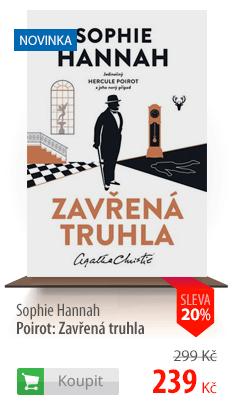 Sophie Hannah Poirot: Zavřená truhla