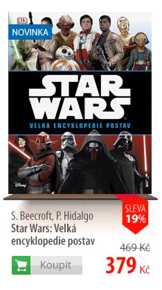 kniha Star Wars:Velká encyklopedie postav