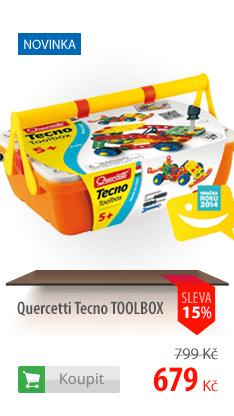 stavebnice Quercetti Tecno Toolbox