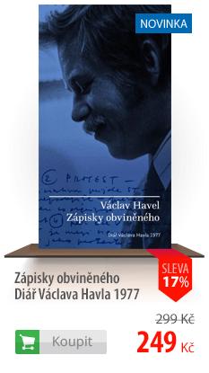 Zápisky obviněného Diář Václava Havla 1977