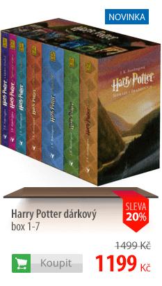 Harry Potter dárkový box 1-7