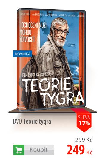 DVD Teorie tygra