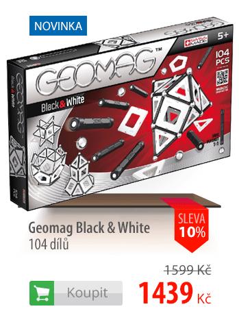 Geomag Black White