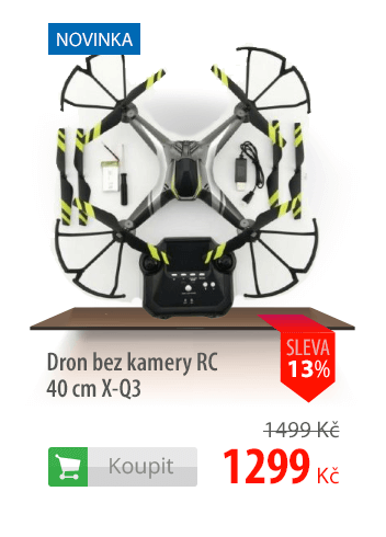 Dron bez kamery RC 40cm X-Q3