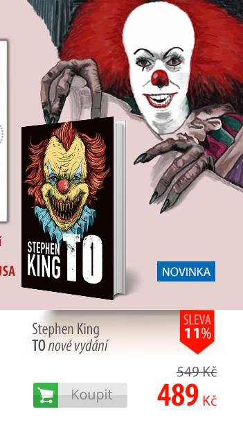Stephen King: TO nové vydání