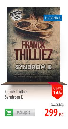 Franck Thilliez: Syndrom E