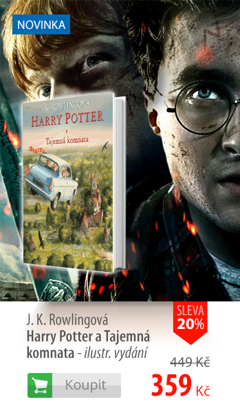 J. K. Rowlingová: Harry Potter a Tajemná komnata - ilustr. vydání