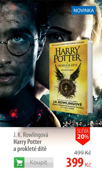 J. K. Rowlingová: Harry Potter a prokleté dítě