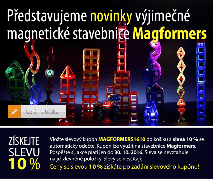 magformers sleva