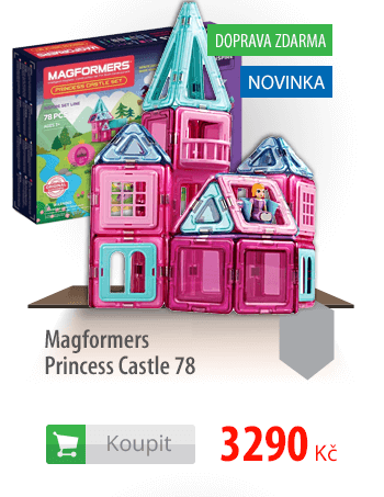 Magformers Princess Castle
