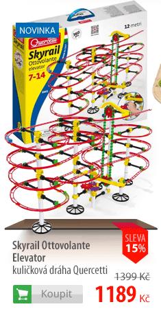 Skyrail Ottovolante Elevator kuličková dráha