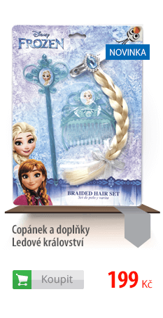 Copánek Ledové království