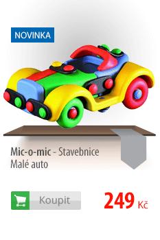 Mic-o-mic Stavebnice auto