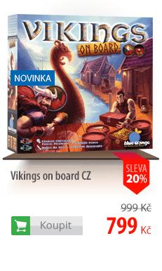 Vikings on board hra