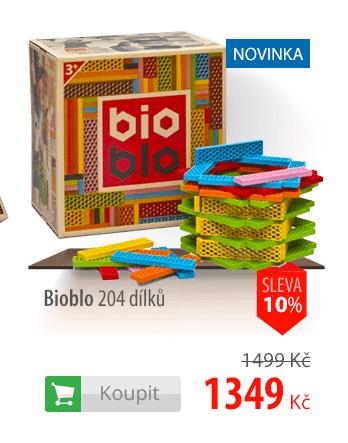 Bioblo dílky