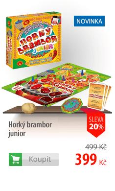 Horký brambor junior