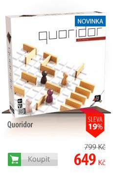 Quoridor hra