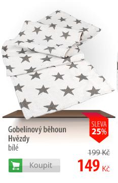 Gobelínový běhoun Hvězdy bílé