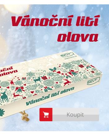 Vánoční lití olova