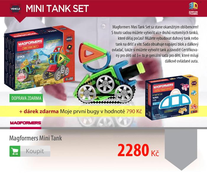 Magformes Mini Tank