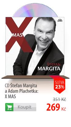 CD Štefan Margita a Adam Plachetka: X MAS
