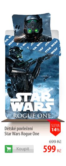 Dětské povlečení Star Wars Rogue One