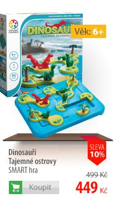 Dinosauři Tajemné ostrovy SMART hra